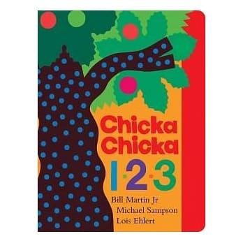 Chicka Chicka 1, 2, 3(數字書)
