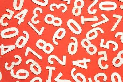數數字遊戲