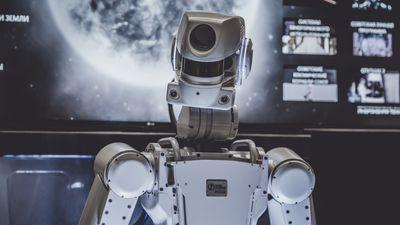 機器人取代工作