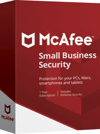 Macfee Small Business Security