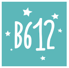 B612相機app