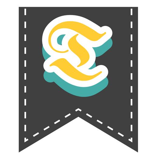 小踢開課中網站識別logo