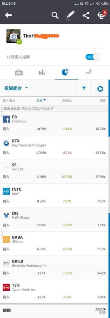 美股8月的成績