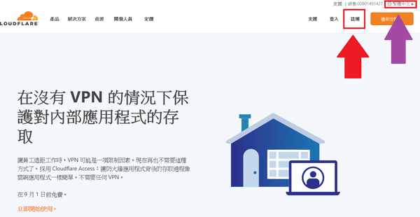 cloudflare台灣首頁