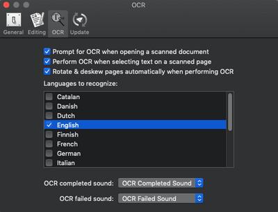 OCR掃描