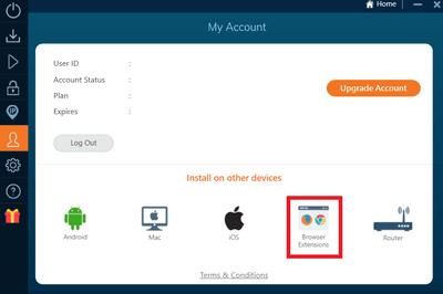 Ivacy VPN個人帳戶設定