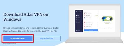 下載Atlas VPN